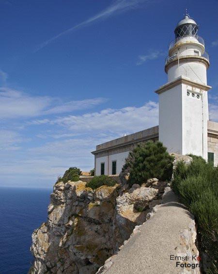 Leuchtturm am Cap Formentor
